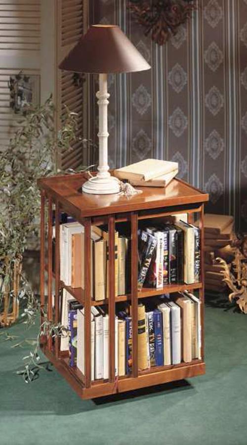 Richelieu-revolving-bookcase