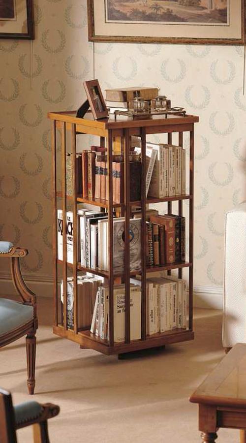Richelieu-revolving-bookcase-large-model