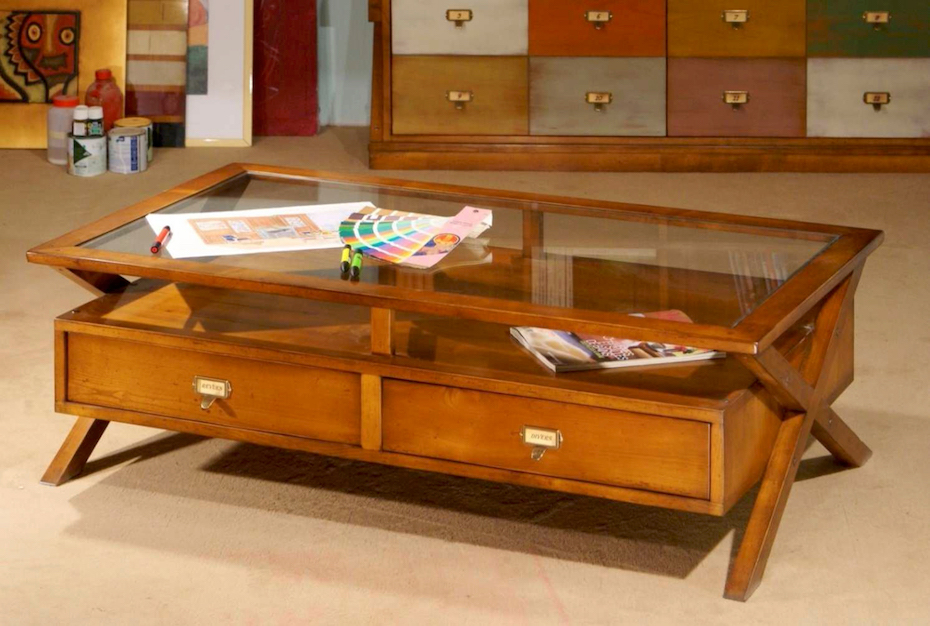 Richelieu-furnitures-coffe-table-COTTRO-style