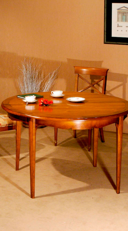 Richelieu-furnitures-round-table