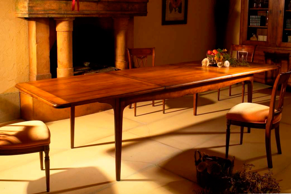 Richelieu-furnitures-rectangular-table