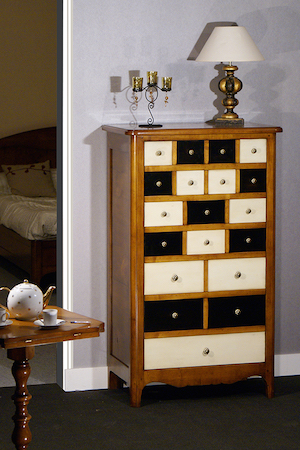 richelieu meubles poign e fenetre porcelaine. Black Bedroom Furniture Sets. Home Design Ideas